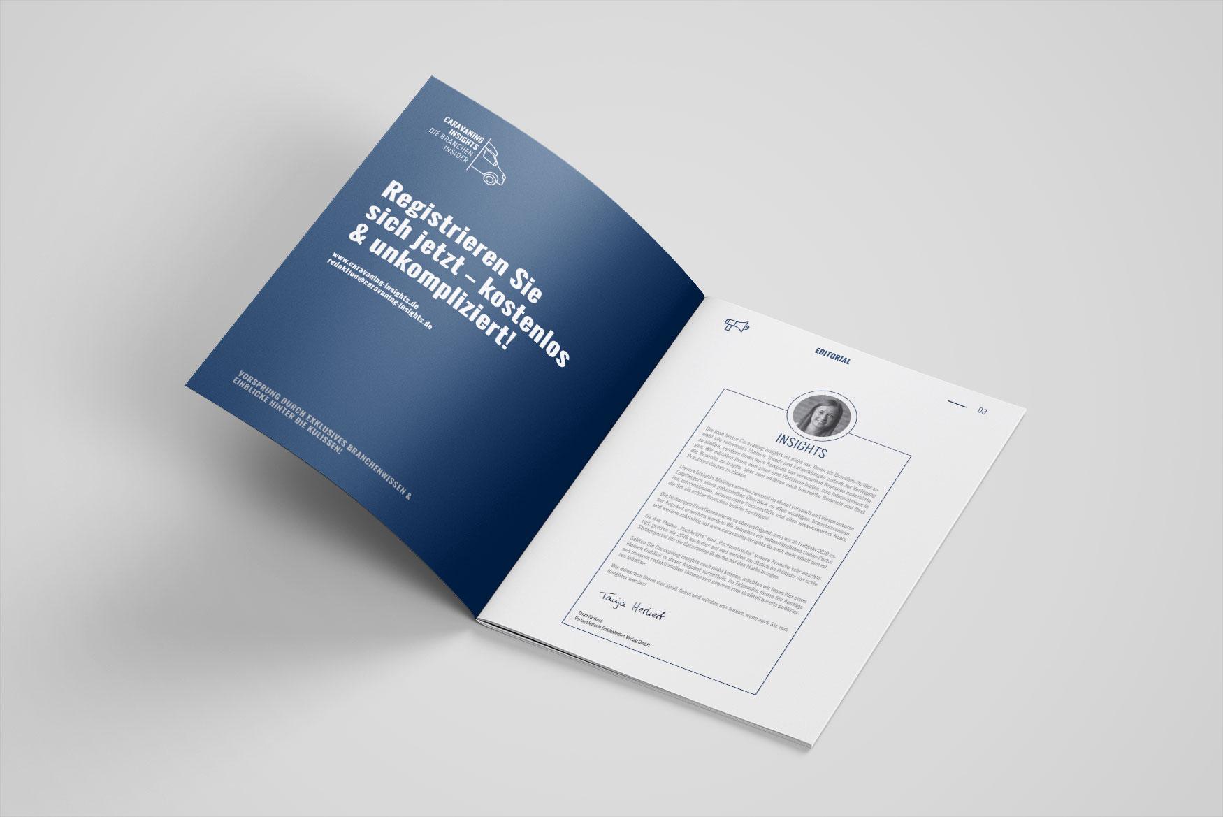 Editorial-Design-Broschuere-Caravaning-1-Designagentur-Stuttgart-Kreativbetrieb